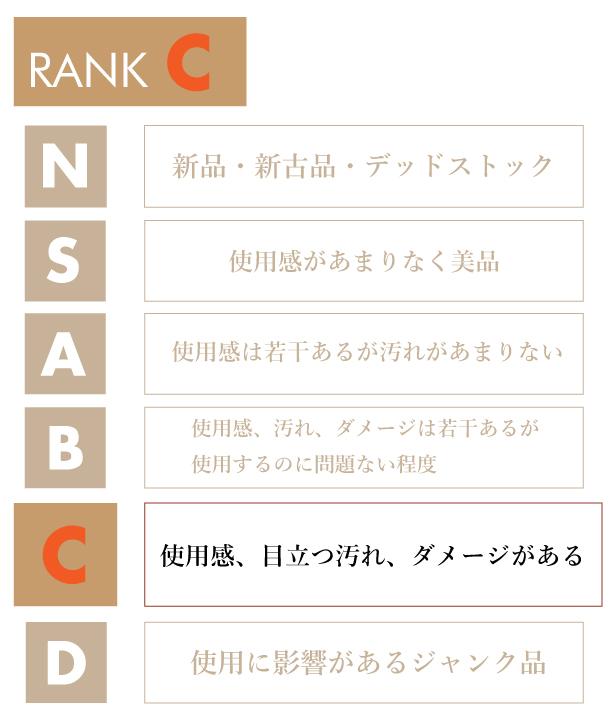 商品コンディションランク詳細