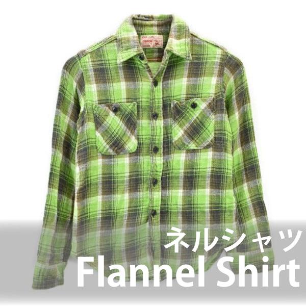 今注目のメンズピックアップアイテム ネルシャツの商品一覧