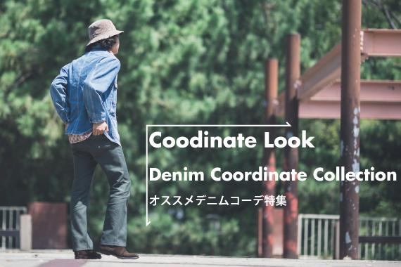 DENIM Coordinate LOOK