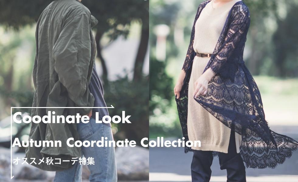 AUTUMN Coordinate Collection